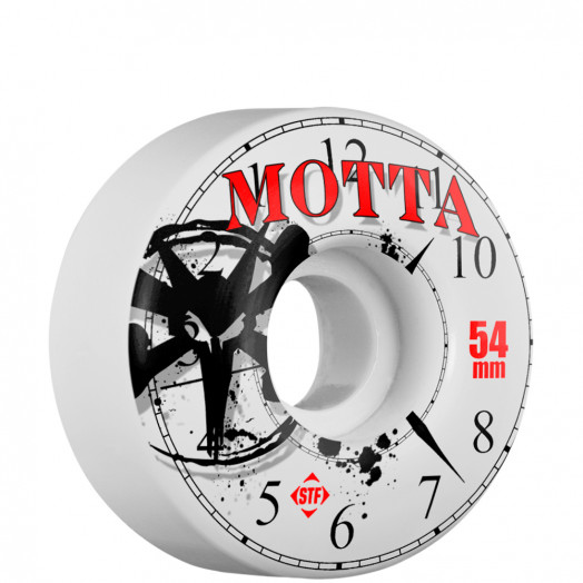 BONES WHEELS STF Pro Motta Time Warp 54mm (4 pack)