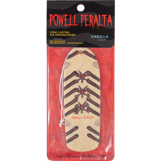 Powell Peralta Rat Bones Air Freshener Natural - Vanilla Scent