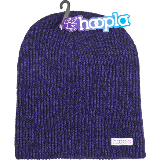 hoopla Beanie Chill - Purple
