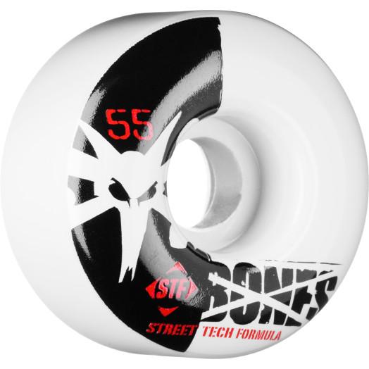 BONES WHEELS STF Standard 55mm (4 pack)