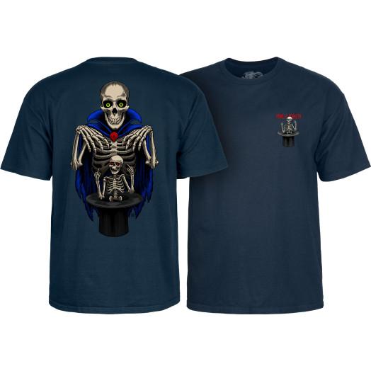 Powell Peralta Blair Magician Navy T-shirt
