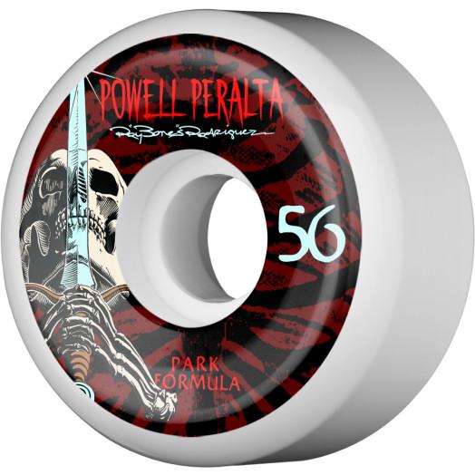 Powell Peralta Rodriguez Skull and Sword PF Skateboard Wheel 56mm 103A 4pk