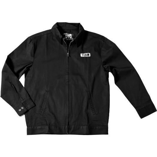 BONES WHEELS Team Jacket - Black