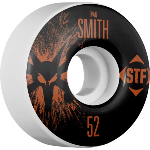 BONES WHEELS STF Pro Smith Team Wheel Splat 52mm 4pk