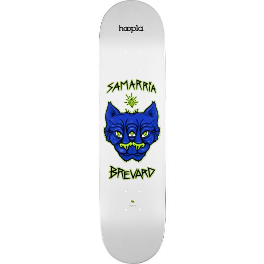 hoopla Pro Samarria Brevard Panther Skateboard Deck - Assorted sizes