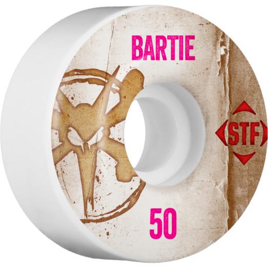 BONES WHEELS STF Pro Bartie Vintage Wheel 50mm 4pk