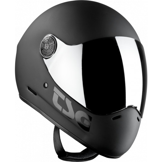 TSG Pass Helmet Black