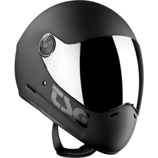 TSG Pass Helmet Black