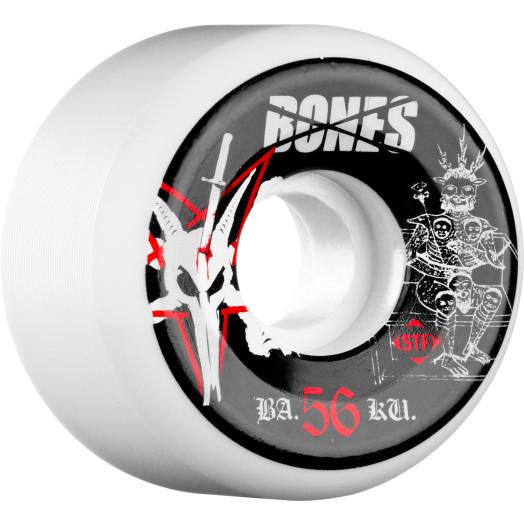 BONES WHEELS STF Collabo Paphnutius 56mm (4 pack)