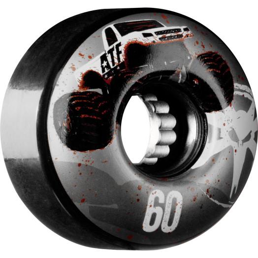 BONES WHEELS ATF Wheel Mudder Fudder 60mm 4pk
