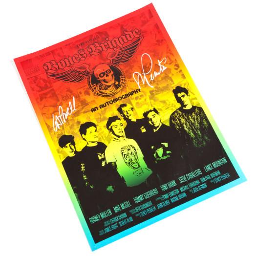 Bones Brigade Vault Item - Bones Brigade : An Autobiography Mock poster #1