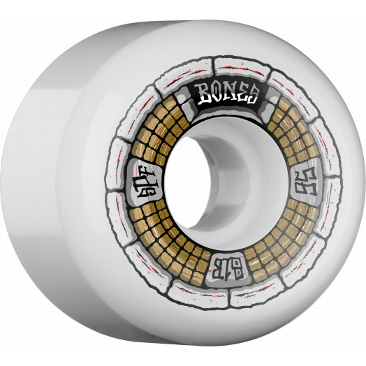 BONES WHEELS SPF Deathbox 56x32 Skateboard Wheels 81B 4pk