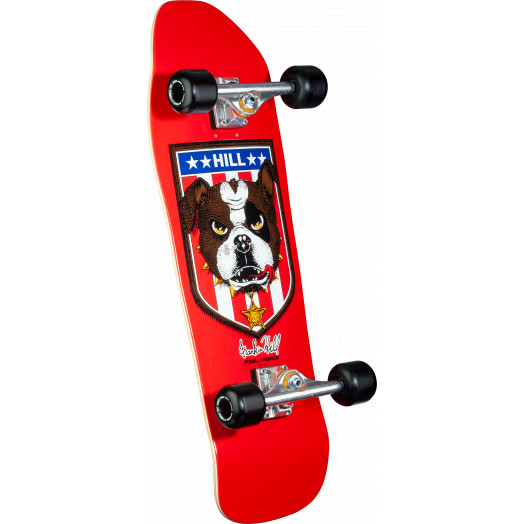 Powell Peralta Hill Bulldog Complete Assembly Red - 10 x 31.5