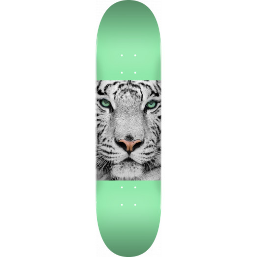 "MINI LOGO CHEVRON ANIMAL ""14"" SKATEBOARD DECK 242 TIGER - 8 x 31.45"