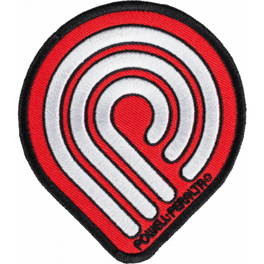 Powell Peralta Tripe P Patch Single