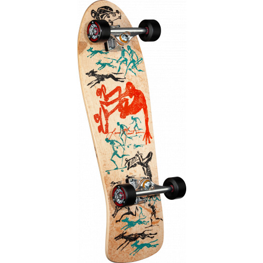 Bones Brigade L. Mountain FP Series 7 Complete Skateboard - 10 x 30.75 - 9.94 x 30