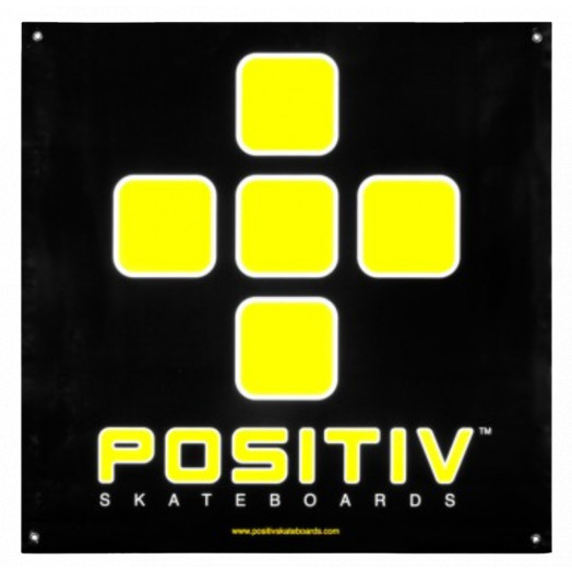 Positiv Banner