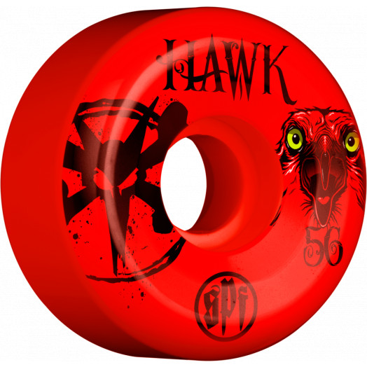 BONES WHEELS SPF Pro Hawk Eye Wheel 56mm 4pk