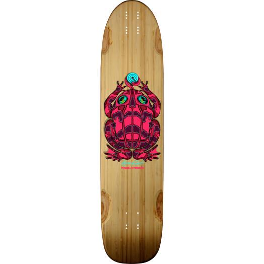 Powell Peralta Essert Frog Skateboard Blem Skateboard Deck - 9.0 x 37.03