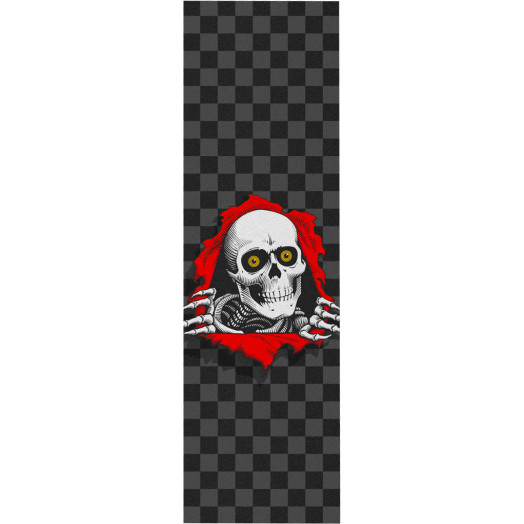 Powell Peralta Ripper Checker Grip Tape 10 x 33 each