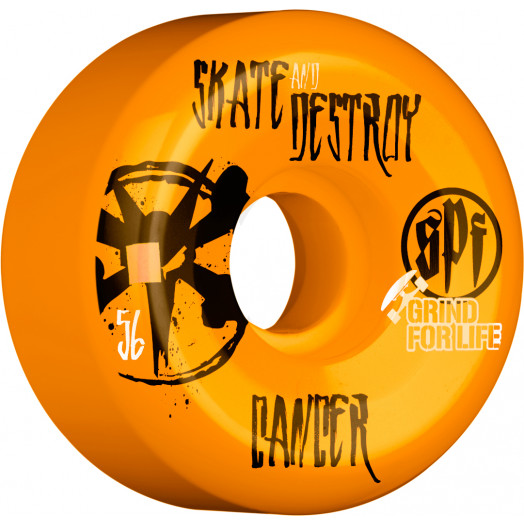 BONES WHEELS SPF Collabo Grind For Life 56mm 4pk