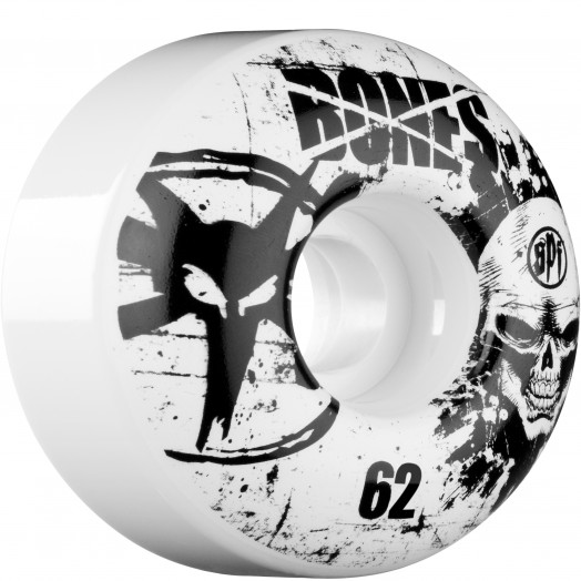 BONES WHEELS SPF Terminate 62mm (4 pack)