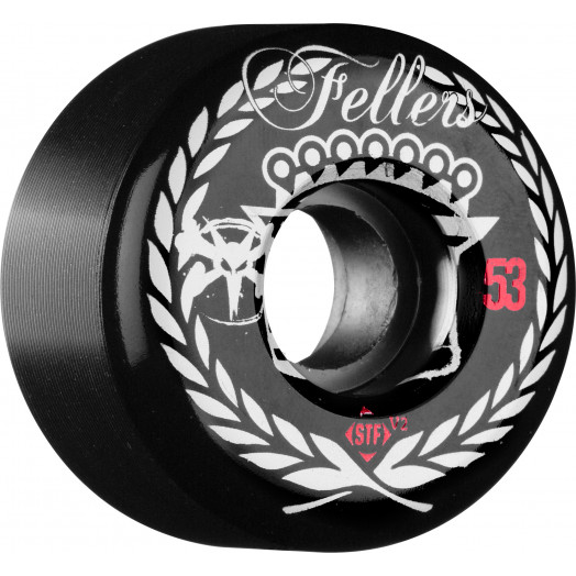BONES WHEELS STF Pro Fellers Caddy 53mm Caddy 4pk