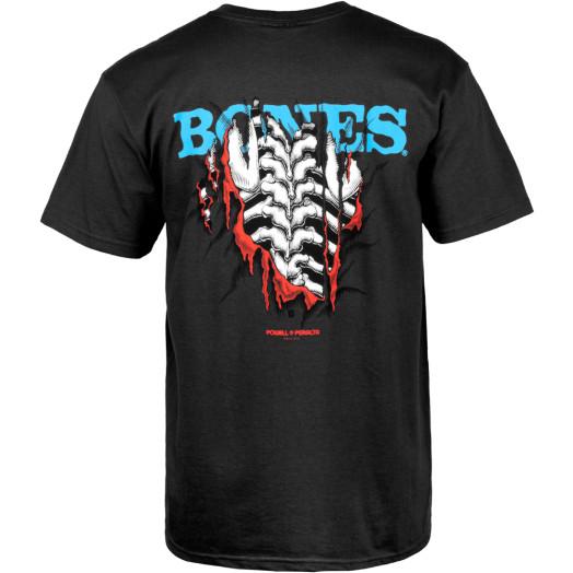 Powell Peralta Shred T-shirt - Black