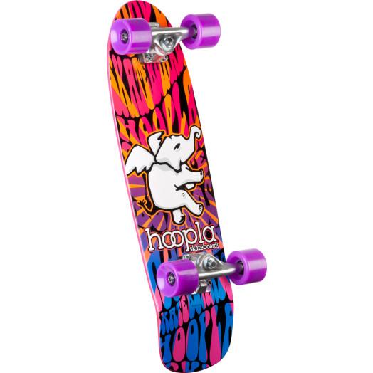 hoopla cruiser Complete Skateboard - 8 x 28