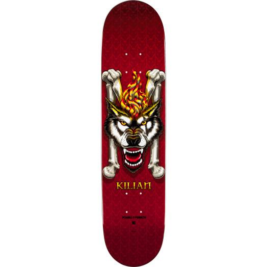 Powell Peralta Kilian Martin Wolf 4 Skateboard Deck - 7.75 x 31.75