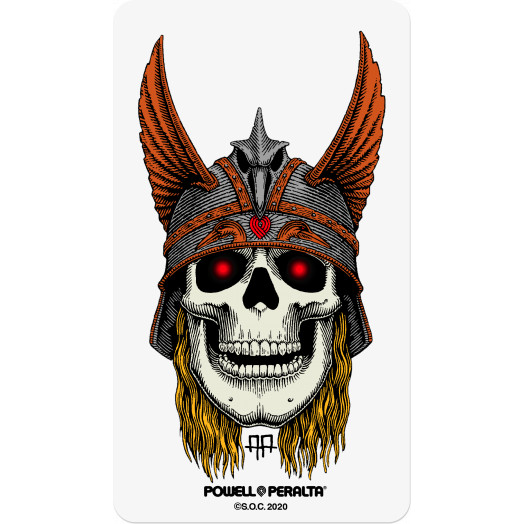 "Powell Peralta Andy Anderson Sticker - 3"" 20PK"