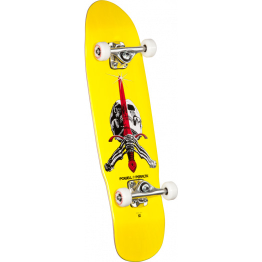 Powell Peralta Complete Skateboard Assembly Mini Skull & Sword 4 - 8 x 30