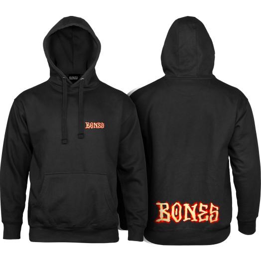 BONES WHEELS Blazer Sweatshirt Black