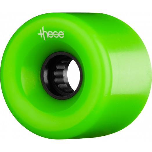 these wheels ATF Centerset 327 66mm 80a Green (4pack)