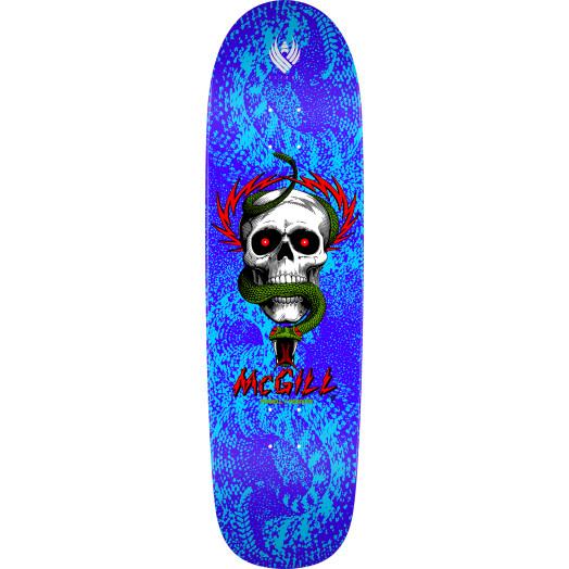 Powell Peralta Pro McGill Skull and Snake 02 Flight® Skateboard Deck - 8.97 x 32.38