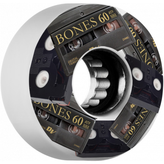 BONES WHEELS ATF Mini DV's Skateboard Wheels 60mm 80A 4pk