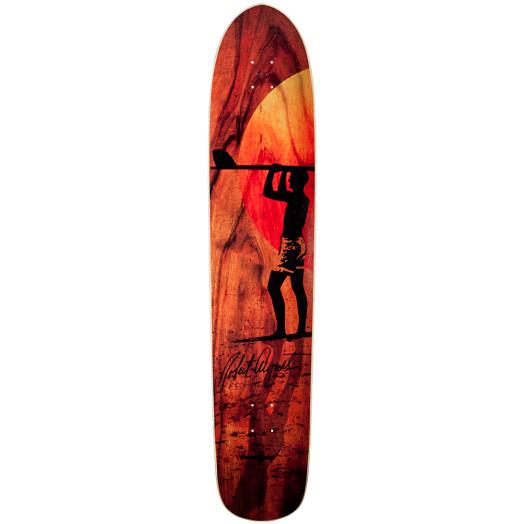 Surf One Robert August 5 Skateboard Deck - 9.25 x 43.75