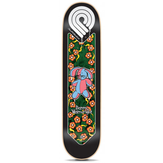 Powell Wainwright Rabbit Skateboard Deck - 7.75 x 31.75