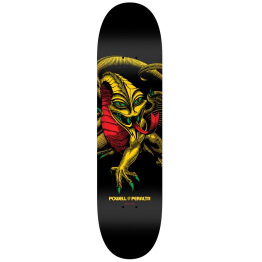 Powell Peralta LIGAMENT BL Cab Dragon 3 Skateboard Deck - 8 x 32.125