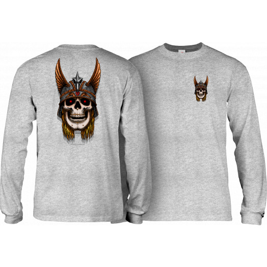 Powell Peralta Andy Anderson L/S Shirt Athletic Heather