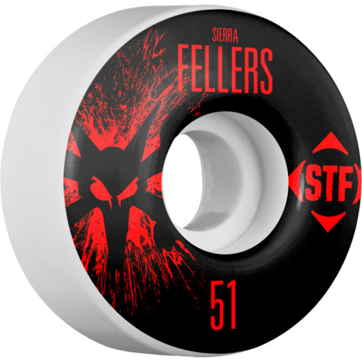 BONES WHEELS STF Pro Fellers Team Wheel Splat 51mm 4pk