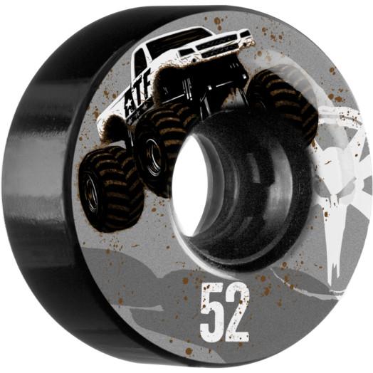 BONES WHEELS ATF Wheel Mudder Fudder 52mm 4pk