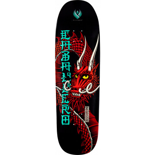 Powell Peralta Steve Caballero Ban This Flight Skateboard Deck - Shape 192 - 9.265 x 32