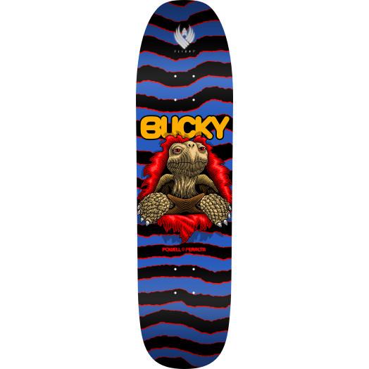 Powell Peralta Pro Bucky Lasek Tortoise Flight® Skateboard Deck - Shape 297 - 8.62 x 32.2