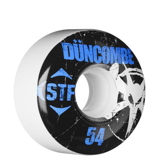 BONES WHEELS STF Pro Duncombe Rocker 54mm White (4pk)