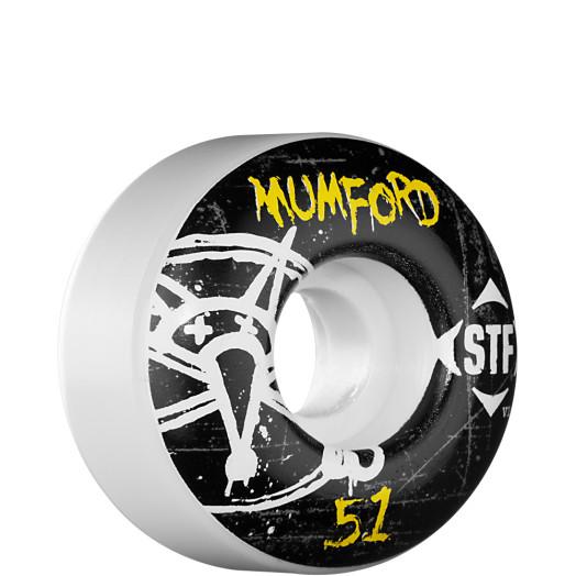 BONES WHEELS STF Pro Mumford Oh Gee 51mm (4 pack)