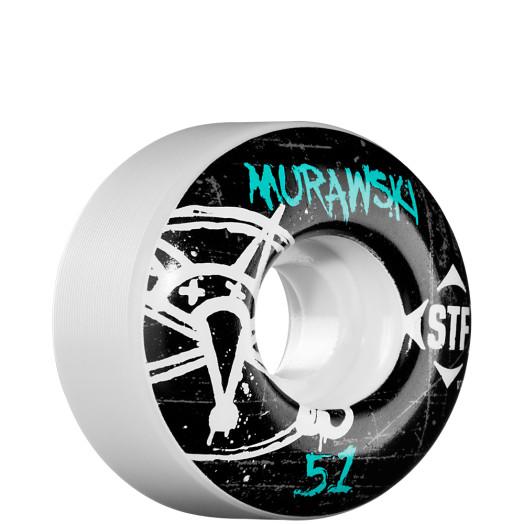 BONES WHEELS STF Pro Murawski Oh Gee 51mm (4 pack)