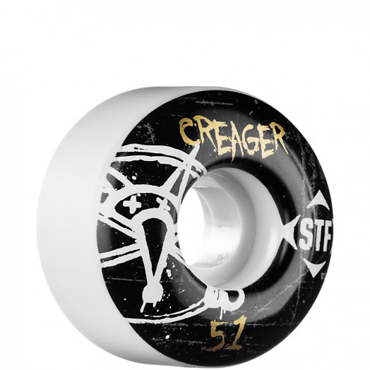 BONES WHEELS STF Pro Creager Oh Gee 51mm (4 pack)