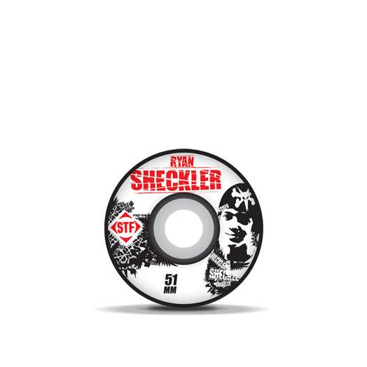 BONES WHEELS Pro Sheckler 51mm Street Tech Formula