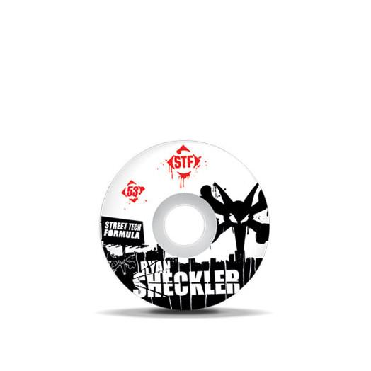 BONES WHEELS Pro Sheckler 53mm Street Tech Formula